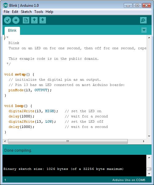 Arduino application download